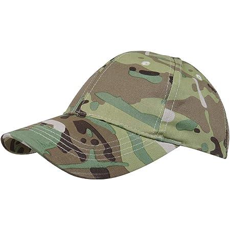 Multicam Style Baseball Cap. MTP Camouflage