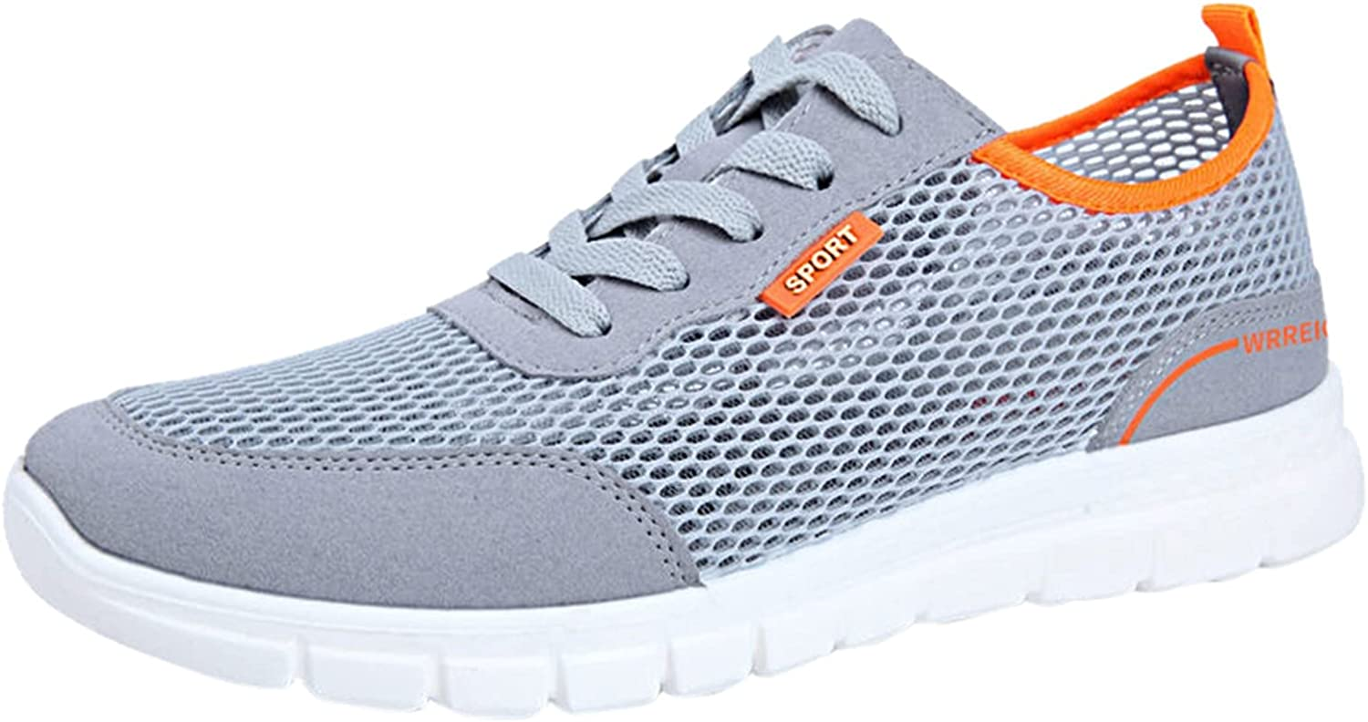 Mens Large discharge sale Walking Shoes Slip-On Running Sneakers Tennis B specialty shop Lightweight