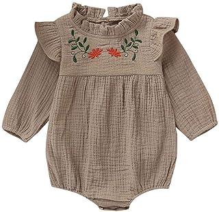 TM Y56 Infant Toddlers Baby Kids Sleeveless Animals Impreso Romper Trajes Ropa