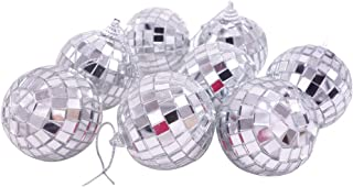disco ball centerpiece decorations
