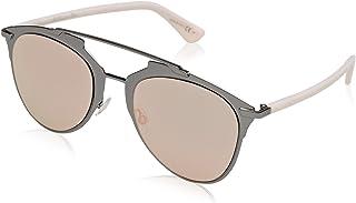 Dior - anteojos de sol de aviador con pico reflejado, color