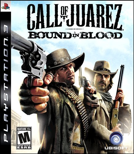 Ubisoft Call of Juarez Bound in Blood, PS3 - Juego (PS3)