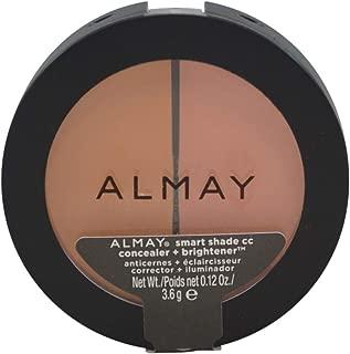 3 Pack Almay Smart Shade CC Concealer & Brightener #300