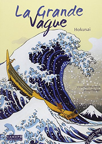 La Grande Vague : Hokusai (Pont des arts)