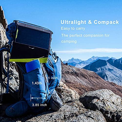 Camping Sleeping Pad, Ultralight Sleeping Mat for Backpacking, Hiking Air Mattress - Extra Long, Lightweight, Inflatable & Compact Camp Sleep Mat, Inflating Camping Pads