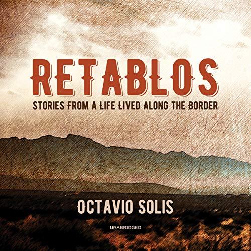 Retablos audiobook cover art