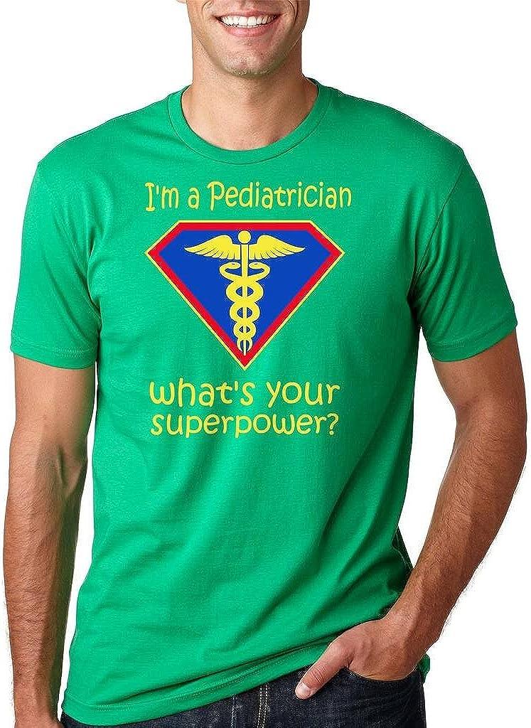 Silk Road Tees El pediatra Camiseta de los Hombres de Doctor ...