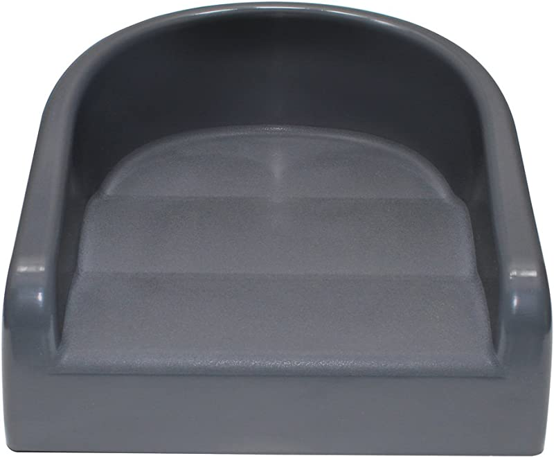 Prince Lionheart Soft Booster Seat Charcoal Grey