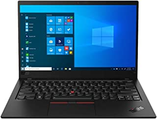 "Latest Gen 8 Lenovo ThinkPad X1 Carbon 14"" FHD Ultrabook (400 nits) with 10th Gen Intel i7-10510U Processor up to 4.90 GHz..."