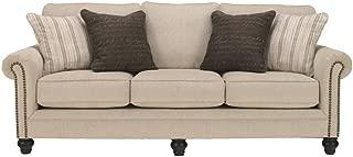 Signature Design by Ashley - Milari Classic Sofa, Linen