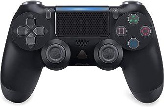 Controlador PS4 sem fio Bluetooth Gamepad para Sony Playstation 4 com cabo USB compatível com Windows PC e Android iOS 【Ve...