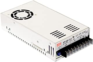 PFC Function Enclosed 321.6W 48V 6.7A SP-320-48 Meanwell AC-DC Single Output SP-320 MEAN WELL Switching Power Supply