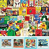 LOOCH 1000 Piece Puzzles for Adults - Story Time Adult Jigsaw Puzzles Educational Game - Puzzle Decoration Toys Gift for Kids - Challenging Family Puzzles for Fun, Hobby, Relaxation 27.5' x 19.7'