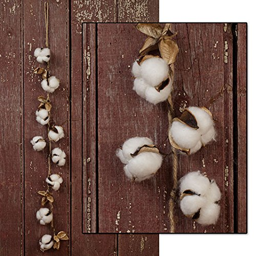 The Country House Collection 30' Cotton String Garland