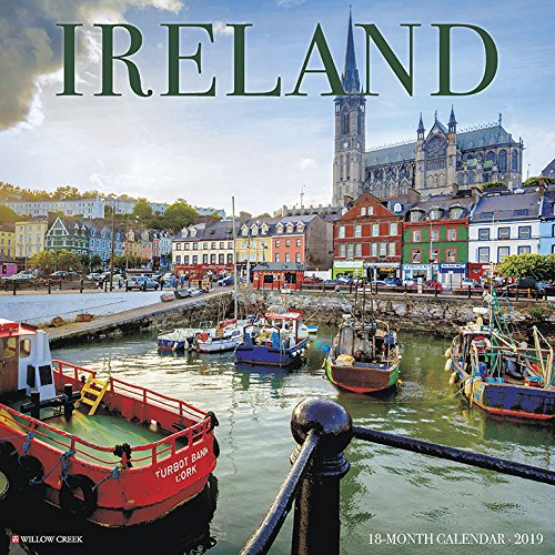 Ireland 2019 Wall Calendar
