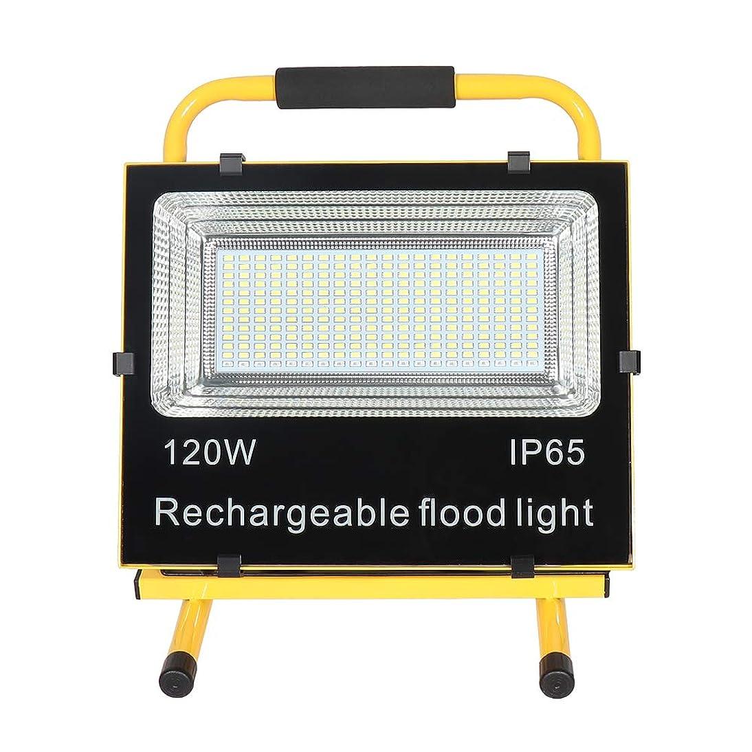 品韓国なだめるSAILUN 充電式 LED投光器 超薄型 SOSモード付 120w 超高輝度 広角 フラッドライト 看板灯 ワークライト 野外灯 駐車場灯 緊急 非常灯