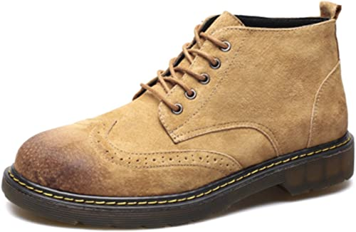 botas De Herramientas Martin De LINYIMen De Moda Retro Escalada Deportiva Casual Walking Office Career