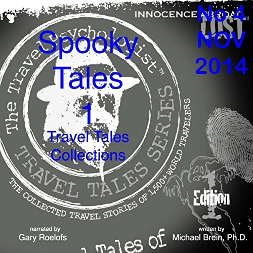 Travel Tales Collections: Spooky Tales 1 audiobook cover art