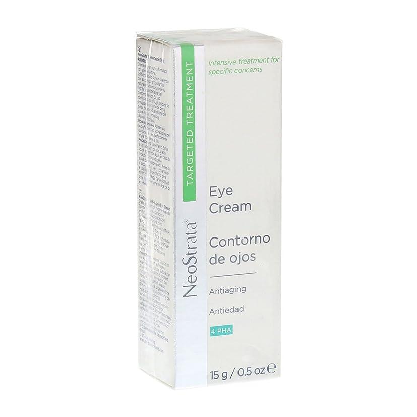 増強途方もない近くNeostrata Antiaging Eye Cream 15gr [並行輸入品]