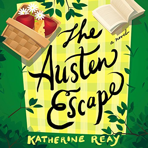 The Austen Escape audiobook cover art