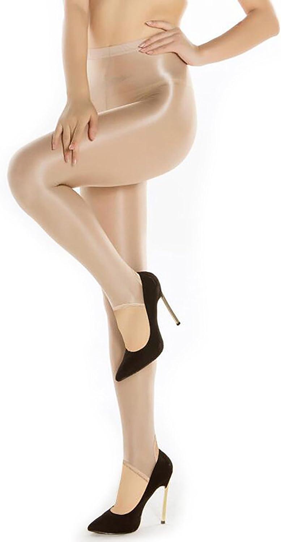 70 Den Shaping Socks Oil Socks Stirrup Pantyhose Dance Ballet Tights High Gloss