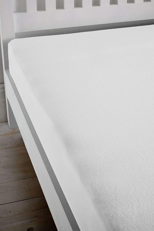 1 Catherine Lansfield CL Home Drap-Housse uni en Flanelle pour lit Double Bleu 145 g//m/² Rose