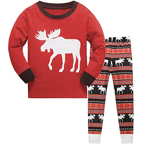 TEDD Christmas Pjs Kids Pyjamas Set for Boys Pyjamas Cotton Toddler Baby  Clothes Girls Nightwear Fun 3834dbdf2