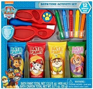 Best paw patrol bath time activity set Reviews