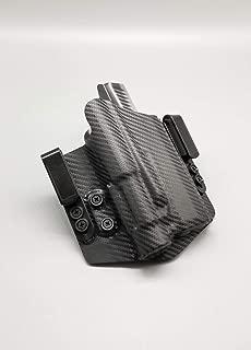 Neptune Concealment Kydex Gun Holster for Sig Sauer P320 X5 Full Size - Light / Laser Bearing Nestor Series - Veteran Made USA