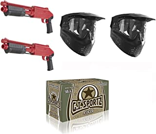 paintball pump shotgun