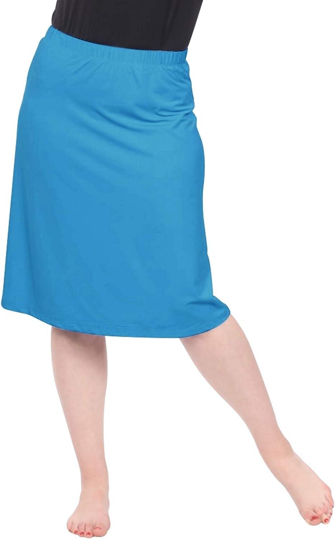 Kosher Casual Women's Modest Running and Sports Skirt
