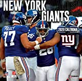 New York Giants 2020 Calendar