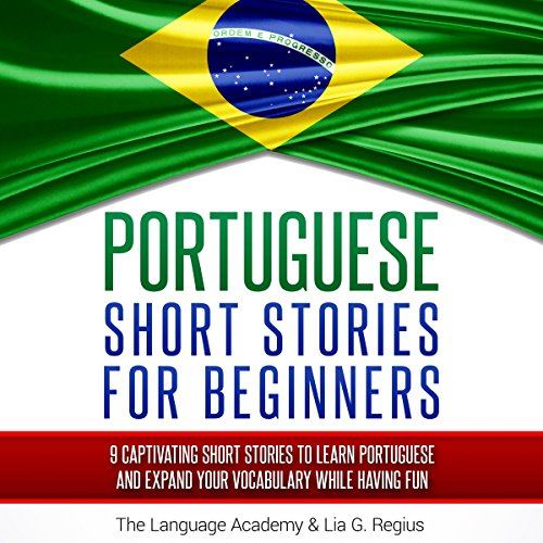 Portuguese: Short Stories for Beginners audiobook cover art