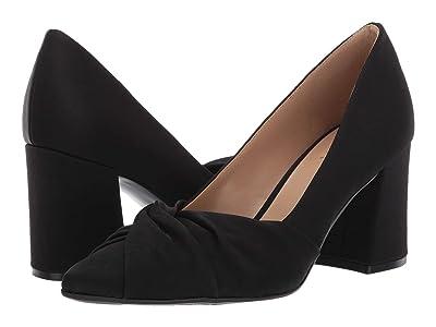 Naturalizer Helena (Black Fabric) High Heels
