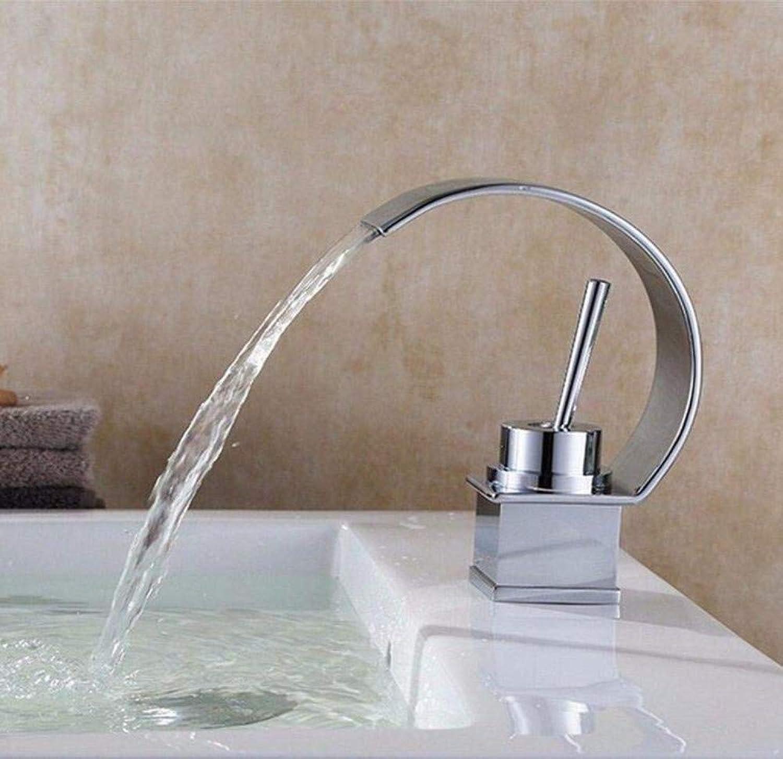 Retro Wasserhahn heies und kaltes Wasser Keramikventil Einlochmontage Einhand-Waschbecken Wasserhahn Waschbecken