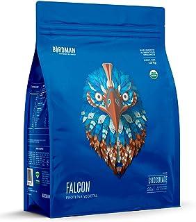 Birdman Falcon Protein Proteina Vegetal USDA Organica En