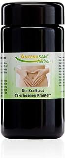 ANCENASAN herbal 40g - 49 Kräuter - Bitterstoffe ohne Alkohol - Regeneration der Verdauung - Glutenfrei, vegan, 100% naturrein