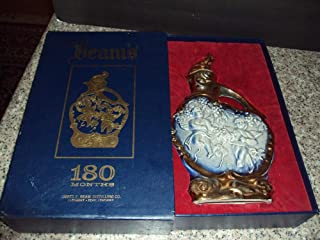 1974 Beams 180 month Regal China 145 Decanter Box and Decanter