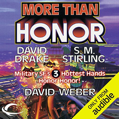 More Than Honor cover art