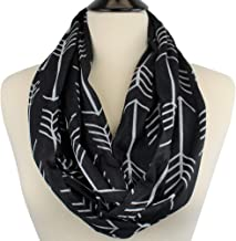 Shop Pop Fashion - Infinity Scarf with Hidden Zipper Pocket to store Phone, Keys, and Wallet