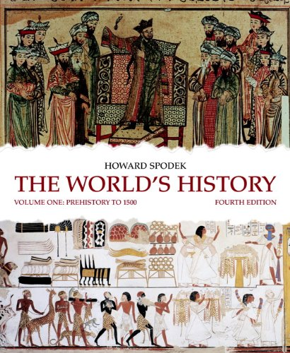 The World's History: Prehistory to 1500