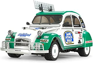 TAMIYA 1/10 Scale R/C HIGH Performance Rally CAR Citroen 2CV Rally (M-05Ra Chassis) 58670【Japan Domestic Genuine Products】【Ships from Japan】