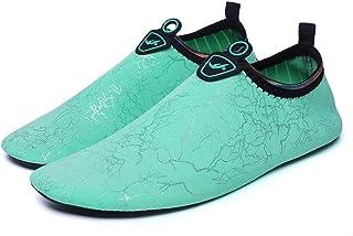 YQQMC Chaussures Molles Maigres à Pieds Nus, Chaussures d'eau, Propres pour Kayak, Bateau de Plaisance, randonnée pédestr...