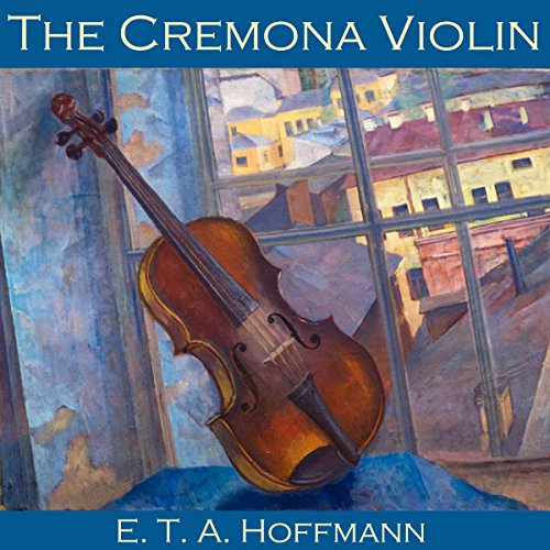The Cremona Violin audiobook cover art
