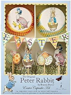 The Original Peter Rabbit by Beatrix Potter Cupcake Kit