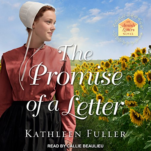 The Promise of a Letter audiobook cover art