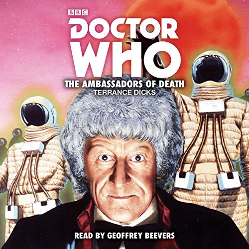 Doctor Who: The Ambassadors of Death cover art