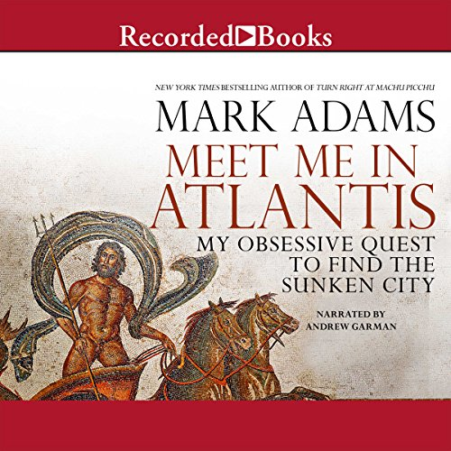 Meet Me in Atlantis audiobook cover art