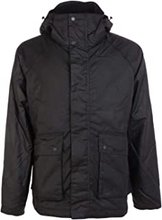 Barbour Luxury Fashion Mens BACPS2036BK71 Black Down Jacket | Fall Winter 19