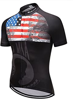 Best eu flag cycling jersey Reviews